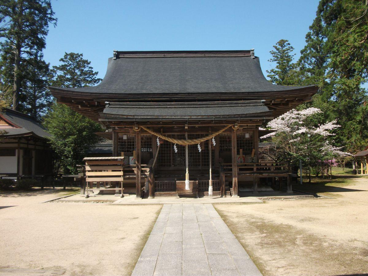 出石神社 (2)