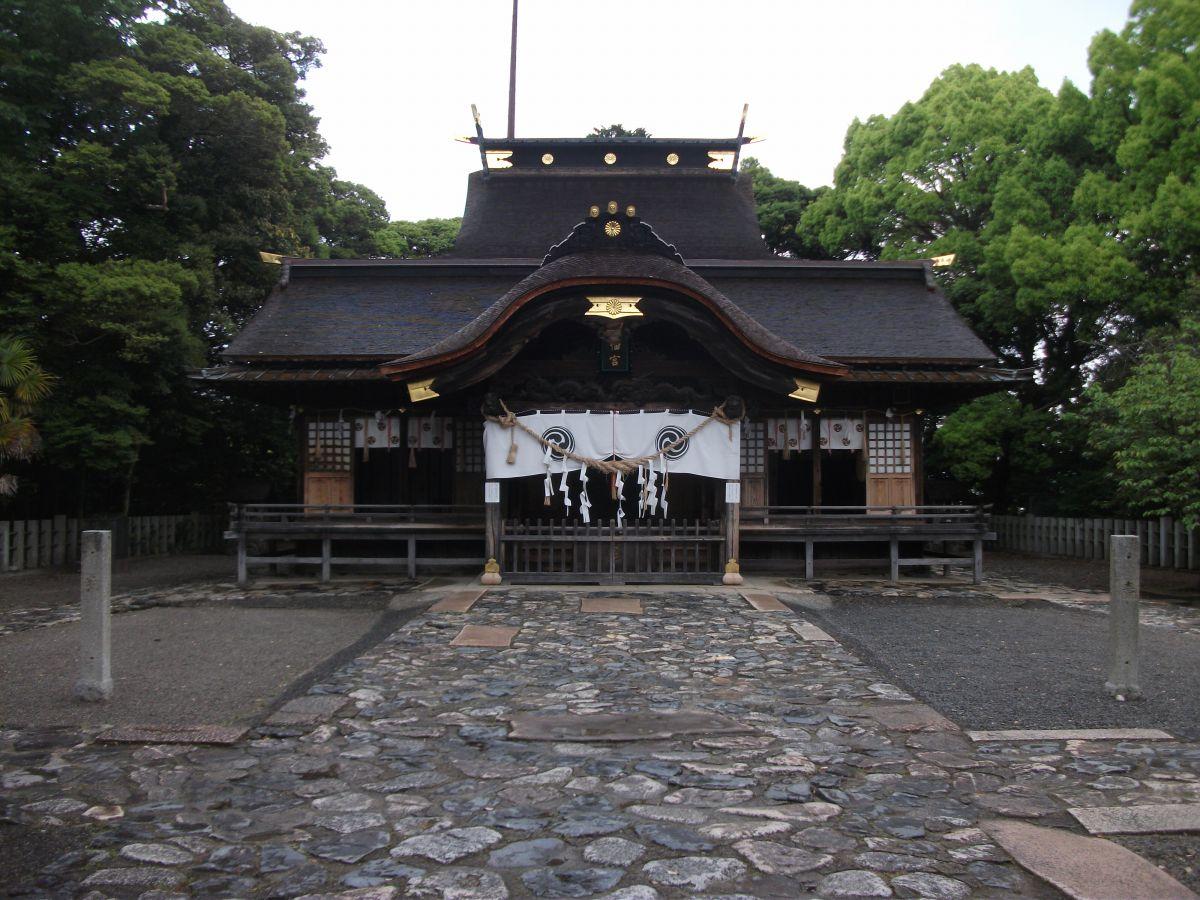 飯野八幡宮
